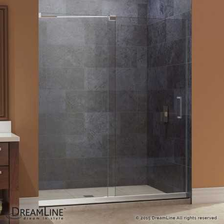 Mirage 44 to 60 in. Sliding Shower Door