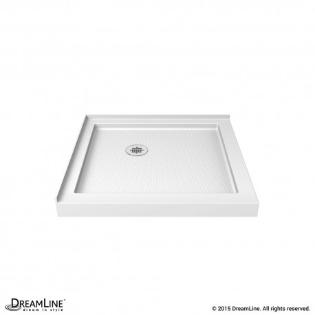 SlimLine Double Threshold Shower Base