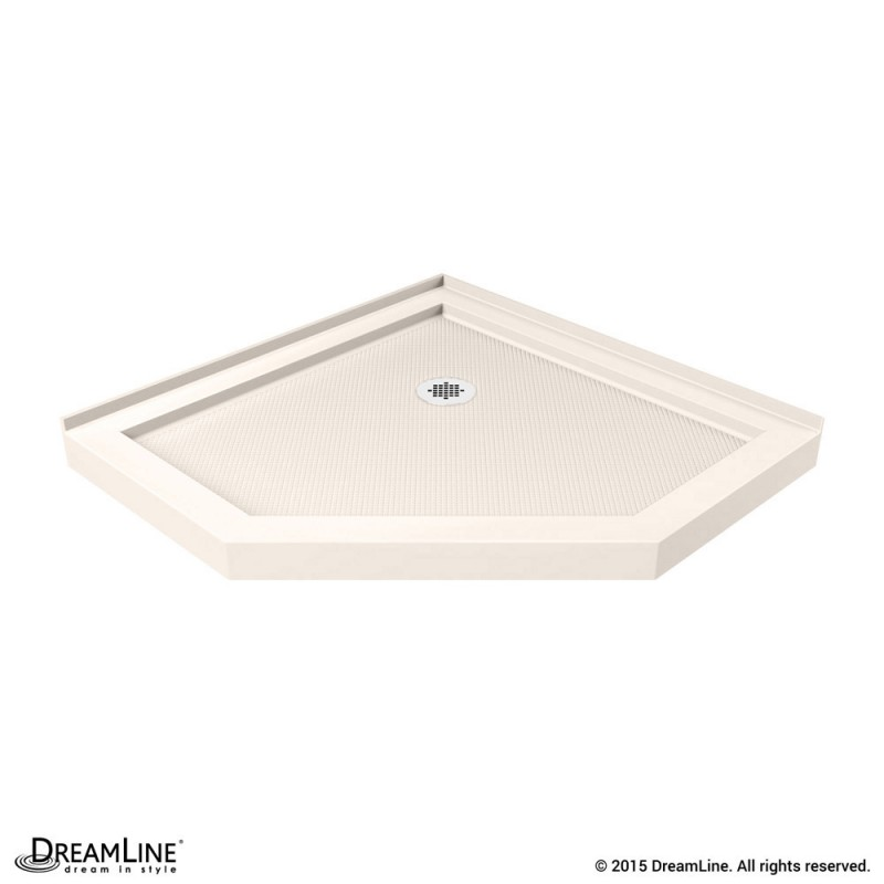 Slimline Neo Angle Shower Base Dreamline