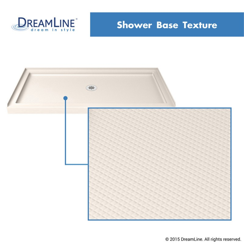 Slimline Single Threshold Shower Base Dreamline