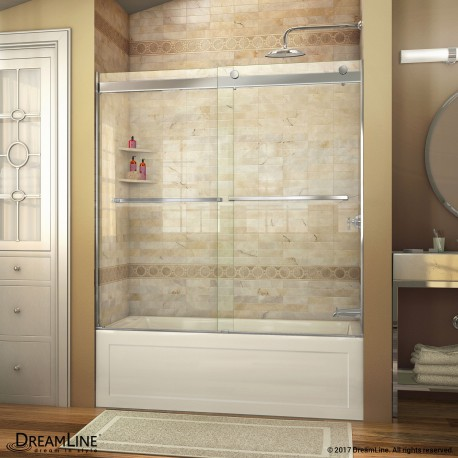 Essence Sliding Tub Door